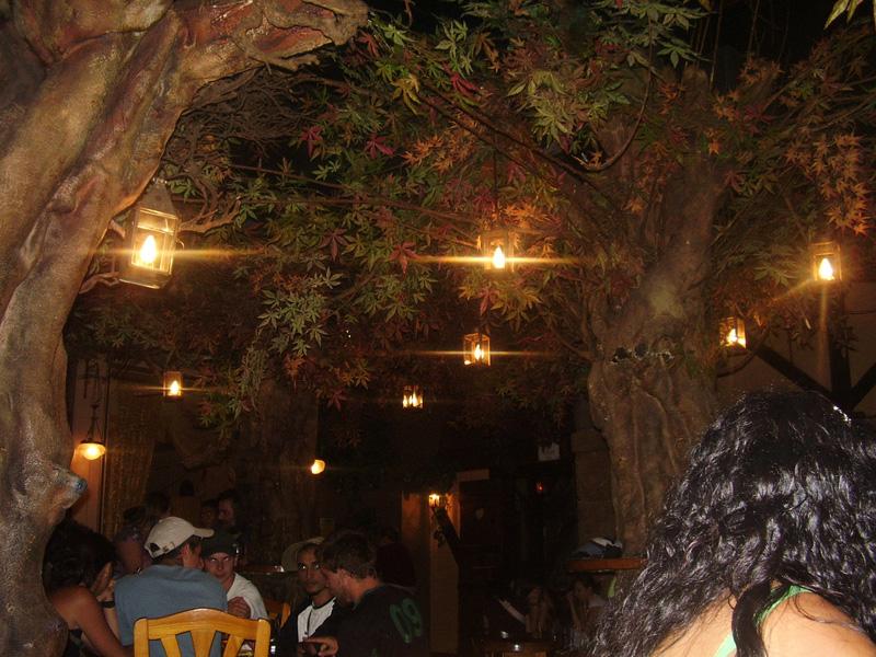El bosque de las hadas en barcelona for Tomar algo en barcelona noche
